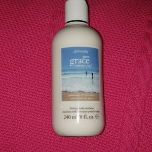 Unopened Philosophy Pure Grace Summer Surf Lotion